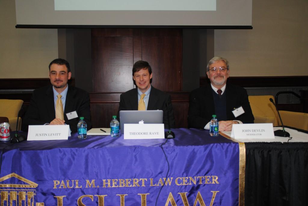 Louisiana Law Review 2015 Symposium