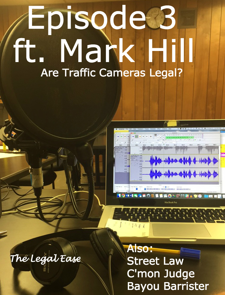 Episode 3 of the Legal Ease Ft. Mark Hill